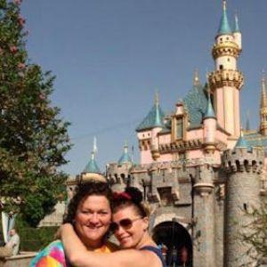 Dot-Marie Jones Marries Girlfriend Bridgett Casteen