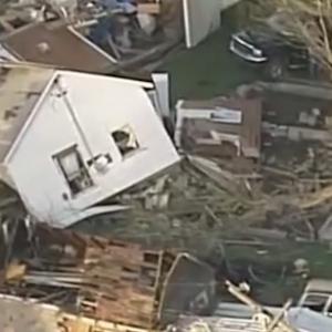 Tornados Kill 14 In Arkansas, Bring Destruction To Midwestern States