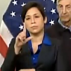 'SNL' Spoofs Bloomberg's Sign Language Interpretor, Lydia Callis