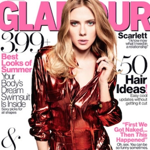 Scarlett Johansson Talks About Marriage To Ryan Reynolds, Says She Hates Being Called 'ScarJo' In 'Glamour' Interview