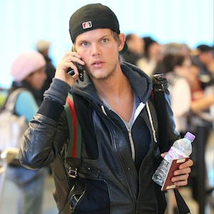 Avicii Touches Down In LAX As 'Hey Brother' Music Video Drops