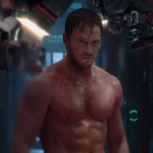 Chris Pratt Premieres First 'Guardians Of The Galaxy' Trailer