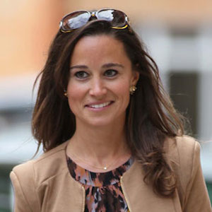 Pippa Middleton Jokes About Royal Wedding Dress