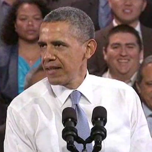 Obama Heckled During Speech On Immigration, Calls For Lobbying Efforts