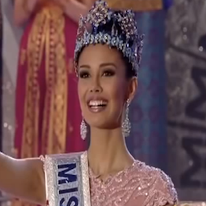 Miss Philippines Megan Young Wins 2013 Miss World Pageant In Bali