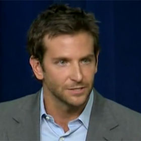 Bradley Cooper Rocks New Haircut On Washington Visit, Raises Awareness Of Mental Health Issues