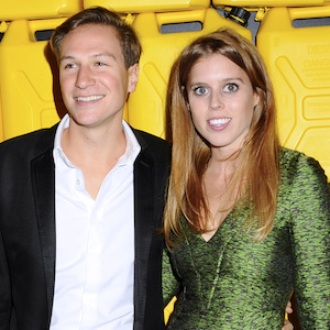 Princess Beatrice Brings Boyfriend Dave Clark To Brooklyn Charity Gala