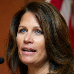 Michele Bachmann Says America 'Isn't Ready For A Woman President'
