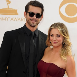 Kaley Cuoco Engaged To Ryan Sweeting After Three-Month Courtship