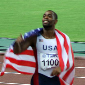 Tyson Gay, Olympic Sprinter, Fails Drug Test