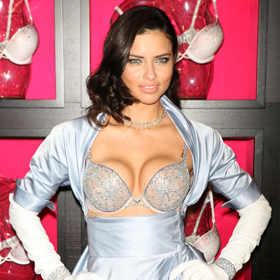 Adriana Lima Defends 'Crazy' Victoria's Secret Diet