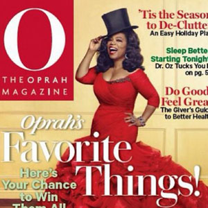Oprah's Favorite Things List 2013 Revealed