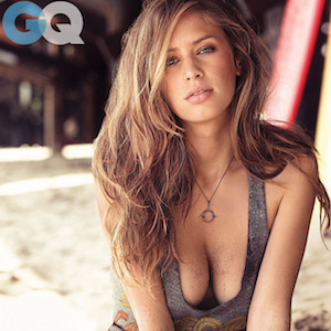 Dylan Penn Stuns In New GQ Spread, Denies Dating Robert Pattinson