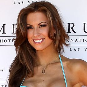 Katherine Webb Eats Just 1,120 Calories Per Day