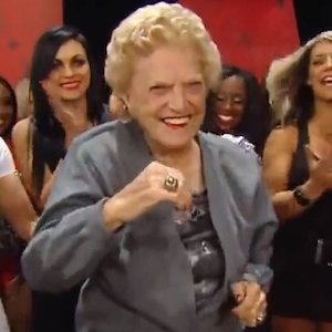 WWE Legend Mae Young Dies At Age 90