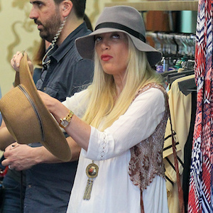 Tori Spelling Films Reality Show 'True Tori'
