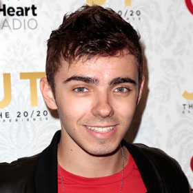Nathan Sykes, The Wanted Singer, Recovering From Throat Surgery