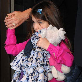 Suri Cruise Is Growing Up Fast