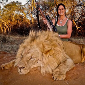 Melissa Bachman Under Fire After Hunting And Killing A Lion In South Africa
