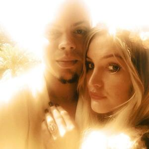 Ashlee Simpson, Evan Ross Celebrate Engagement