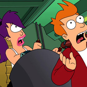 'Futurama' Canceled After 7 Seasons