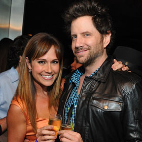 Nikki Deloach And Ryan Goodell