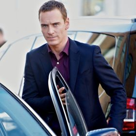 Michael Fassbender Films 'The Counselor'
