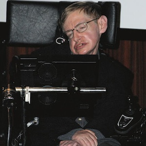 Stephen Hawking Expresses Support For Assisted Suicide, Right-To-Die