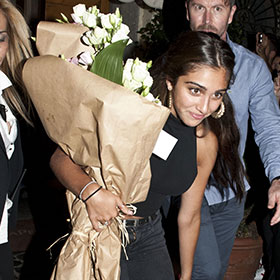 Lourdes Leon Grabs Dinner With Madonna On Vacation With Family And Brahim Zaibat
