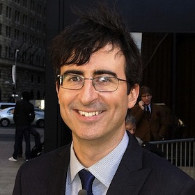 John Oliver Debuts As Jon Stewarts' Substitute On 'The Daily Show'