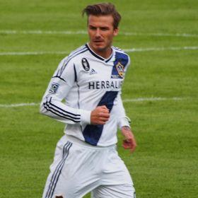 David Beckham Says Goodbye To L.A.