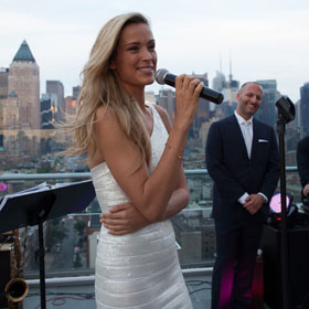 Petra Nemcova Makes The Case For Her Happy Hearts Fund At Samuelsohn 90th Anniversary Party [EXCLUSIVE VIDEO]