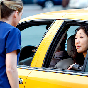 'Grey's Anatomy' Finale Recap: Cristina Says Goodbye; Richard Meets His Daughter