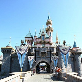Disneyland Dry-Ice Blast Allegedly The Work Of Park Employee Christian Barnes