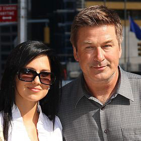 Alec Baldwin And Hilaria Welcome Baby Girl Carmen Gabriela