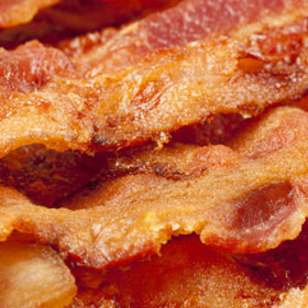 Ford Offers Custom Bacon Graphic Car Detail To Celebrate International Bacon Day