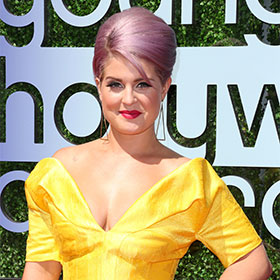 Kelly Osbourne Talks Rehab, Mom Sharon Osbourne Putting Her In Padded Cell