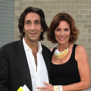 Countess LuAnn De Lesseps, Real Housewives Of New York Star, Splits From Jacques Azoulay