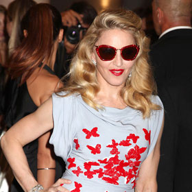 VIDEO: Madonna Mashes Up Clone Songs 'Express Yourself' And Lady Gaga's 'Born This Way'