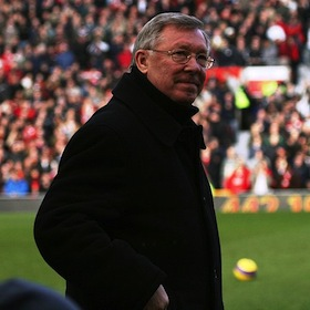 Sir Alex Ferguson Retires As Manager Of Manchester United
