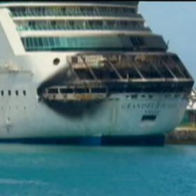 Royal Caribbean Cruise Ship Fire Cuts Bahamas Trip Short