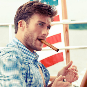 Scott Eastwood, Son Of Clint Eastwood, Goes Shirtless In Magazine Shoot [PHOTOS]