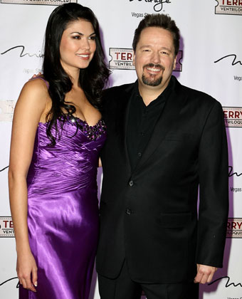 Terry Fator And Wife Taylor
