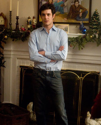 Adam Brody In 'The Oranges'