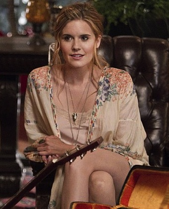 Maggie Grace On 'Californication'