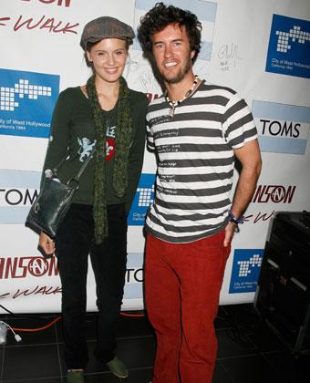Maggie Grace And Blake Mycoskie