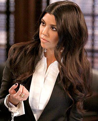 Kourtney Kardashian On 'OLTL'