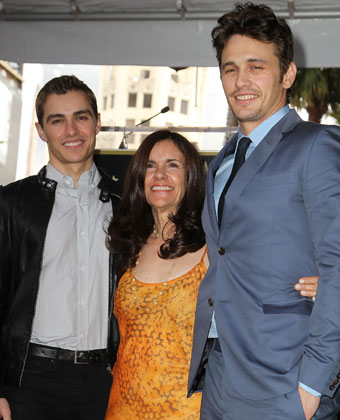 Dave Franco Spends Time With His Family