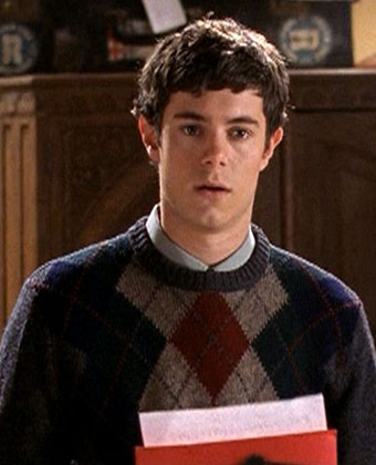 Adam Brody On 'Gilmore Girls'