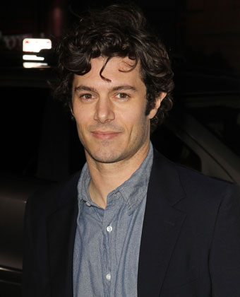 Adam Brody At Movie Premiere